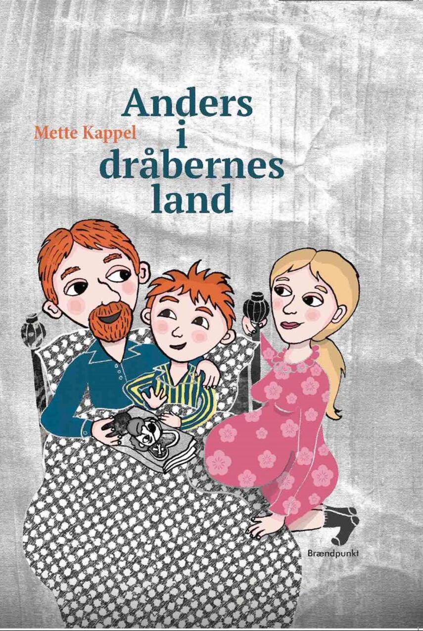 Mette Kappel: Anders i dråbernes land : en fortælling om skabelse