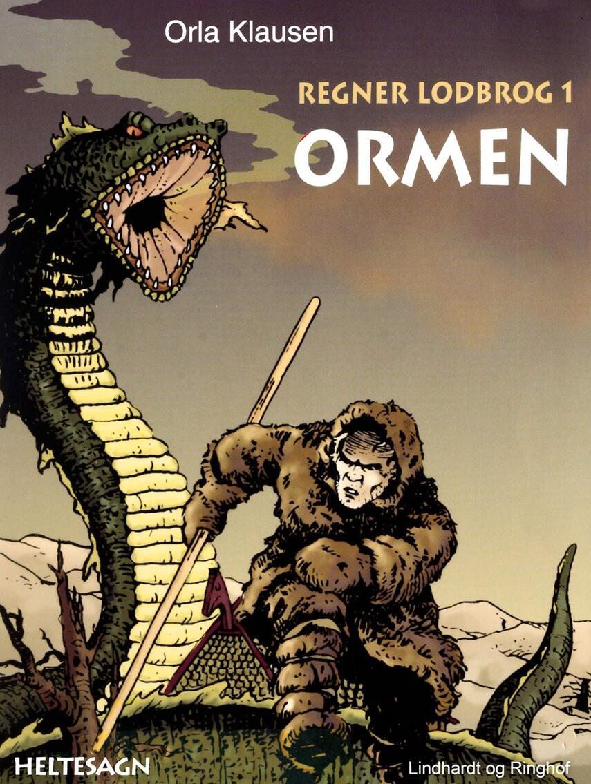 Orla Klausen (f. 1946): Ormen