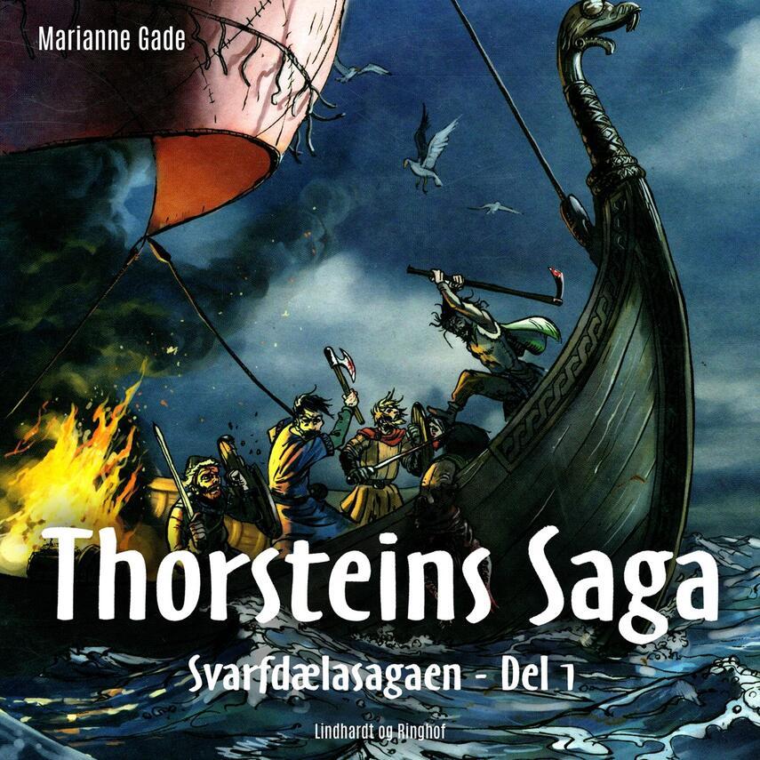 Marianne Gade: Thorsteins saga