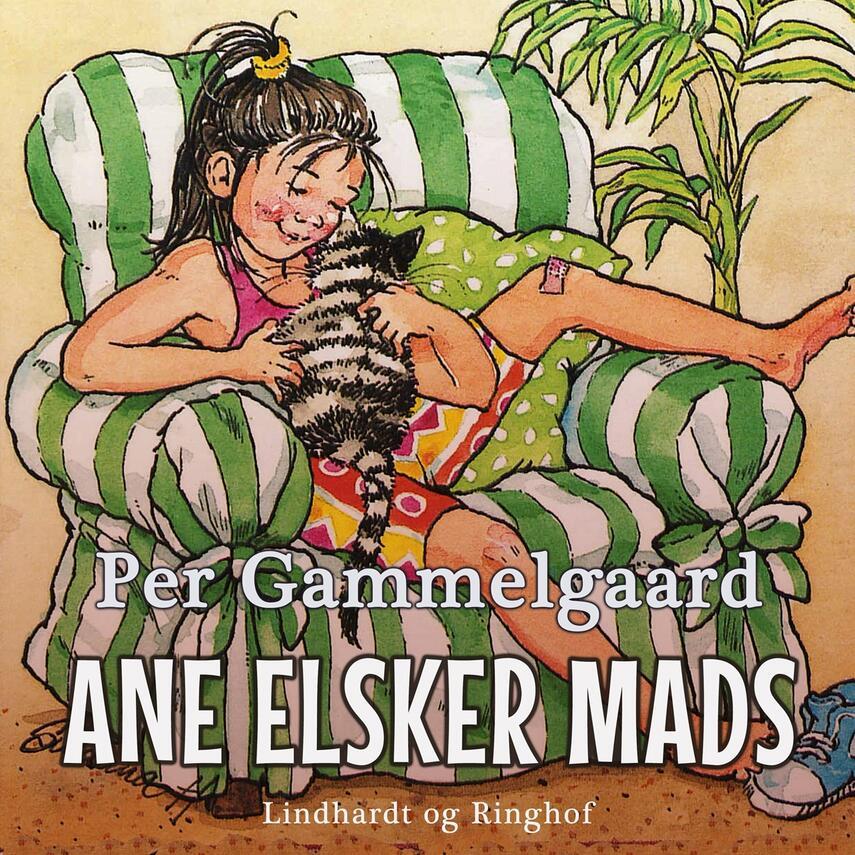 Per Gammelgaard: Ane elsker Mads