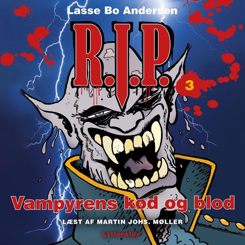 Lasse Bo Andersen (f. 1964): Vampyrens kød og blod