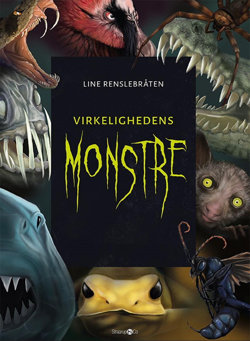 Line Renslebråten: Virkelighedens monstre