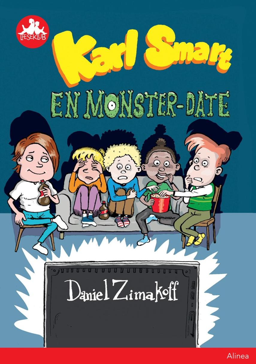 Daniel Zimakoff: Karl Smart - en monster-date