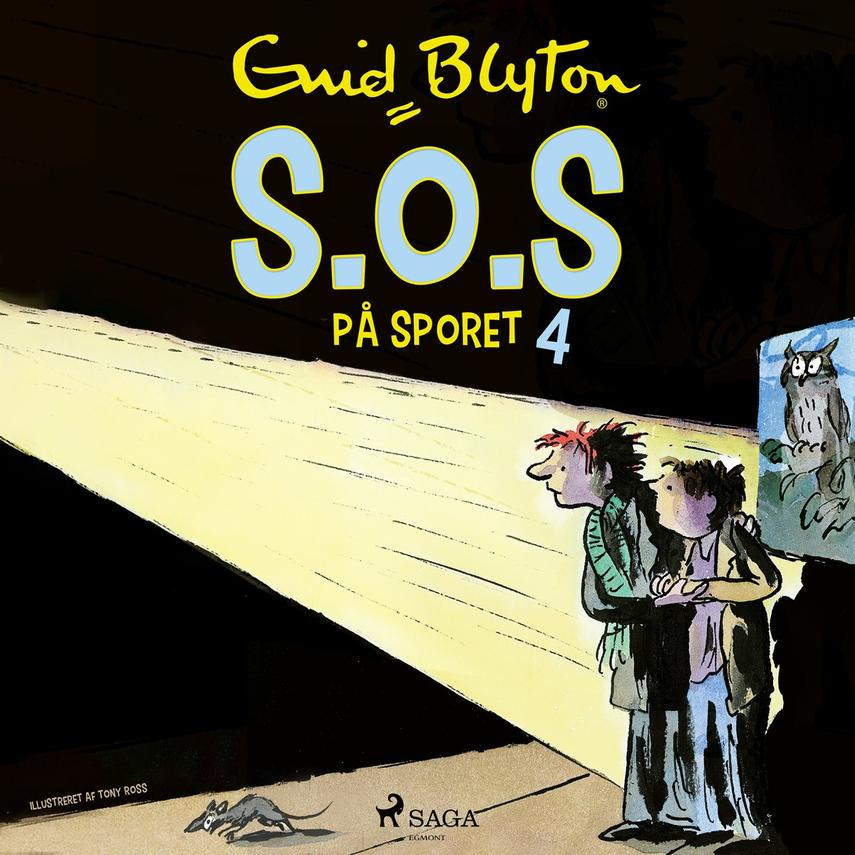 Enid Blyton: S.O.S. på sporet