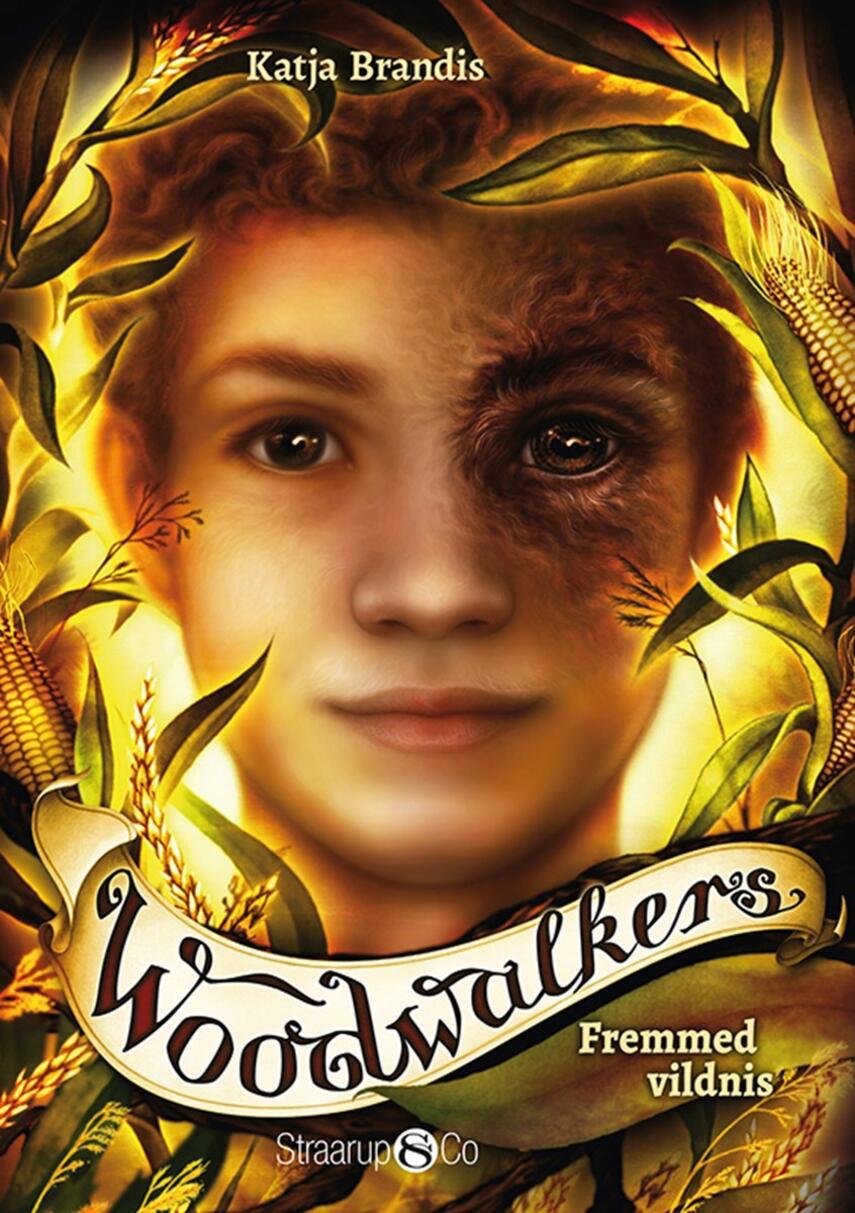 Katja Brandis (f. 1970): Woodwalkers - fremmed vildnis