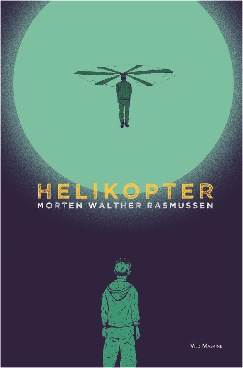 Morten W. Rasmussen: Helikopter