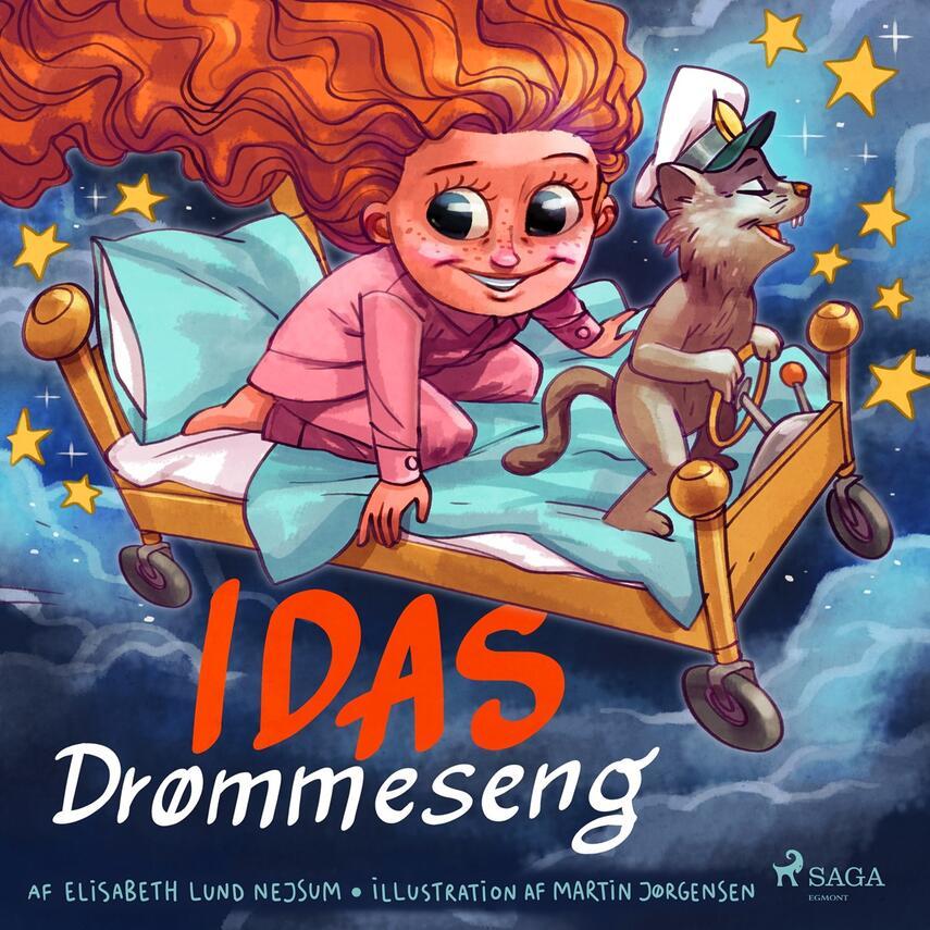 Elisabeth Nejsum: Idas drømmeseng