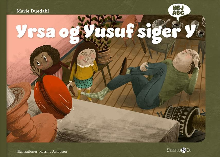 Marie Duedahl, Katrine Louise Jakobsen: Yrsa og Yusuf siger Y