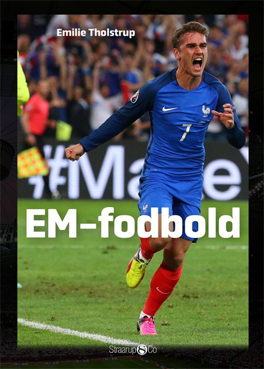 Emilie Tholstrup: EM-fodbold