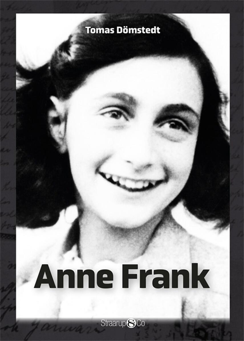 Tomas Dömstedt: Anne Frank