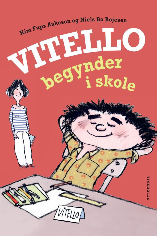 : Vitello begynder i skole - Lyt&læs