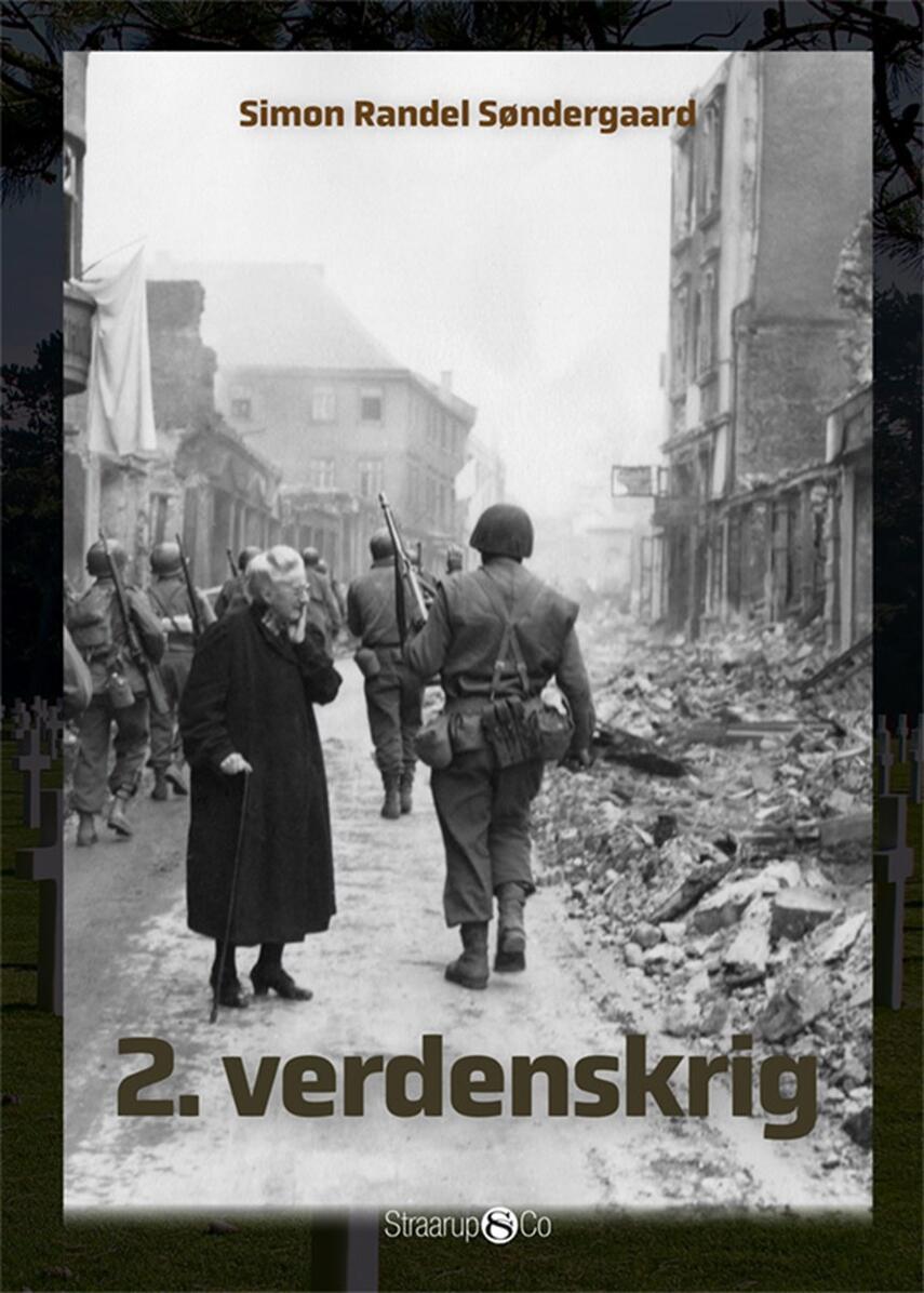Simon Randel Søndergaard: 2. verdenskrig