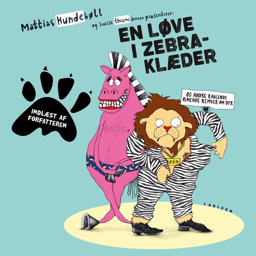 Mattias Hundebøll: En løve i zebraklæder