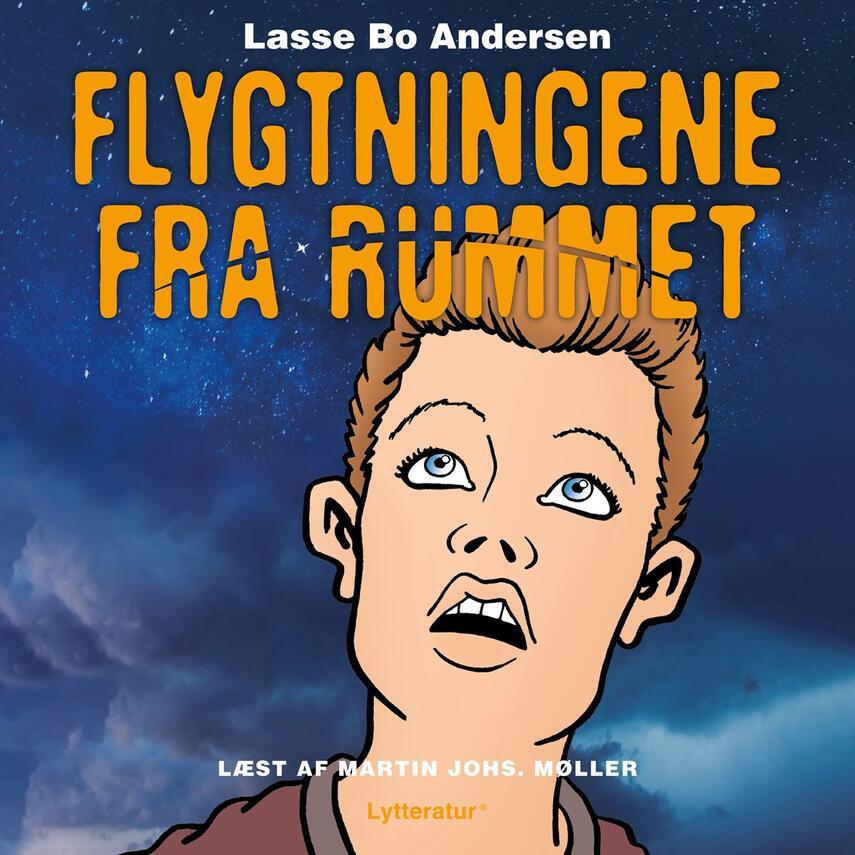 Lasse Bo Andersen (f. 1964): Flygtningene fra rummet