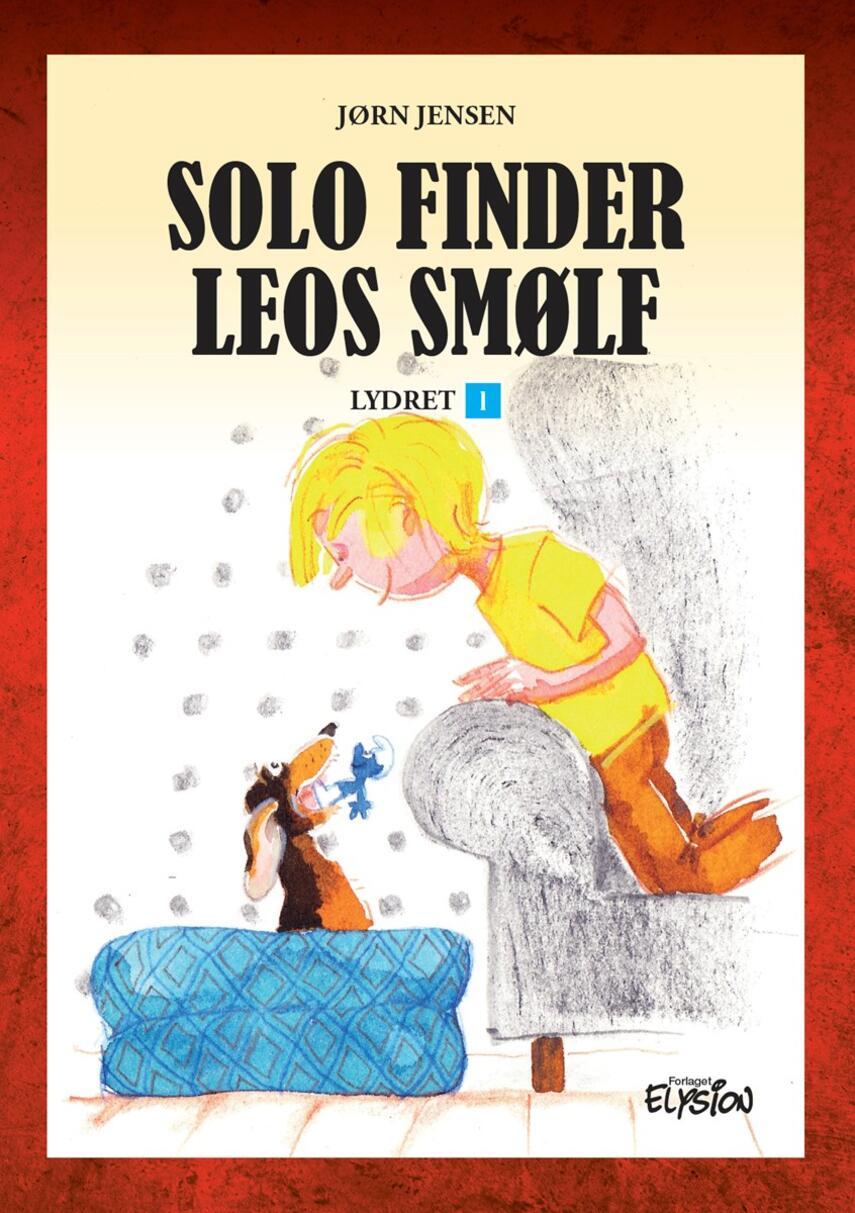 Jørn Jensen (f. 1946): Solo finder Leos smølf