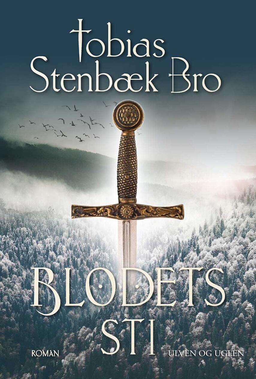 Tobias Stenbæk Bro: Blodets sti : roman