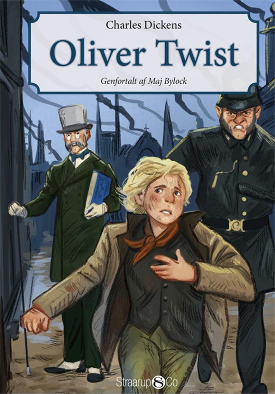 Charles Dickens: Oliver Twist (Ved Maj Bylock, Mille Husballe Kristensen)