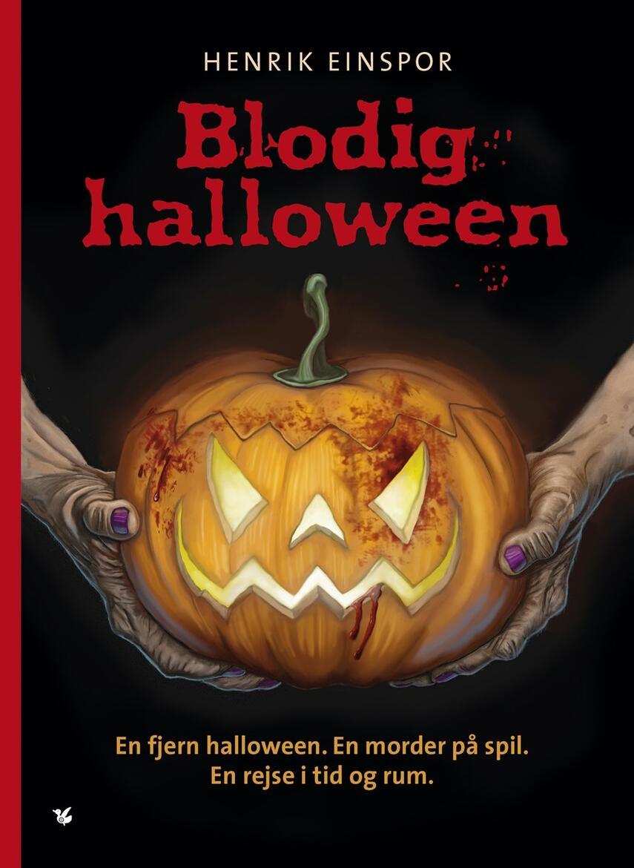 Henrik Einspor: Blodig halloween
