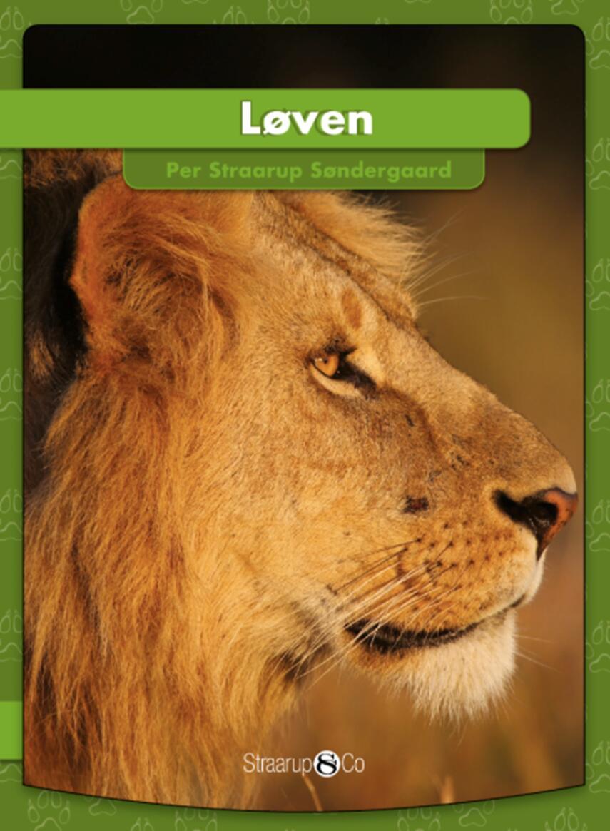 Per Straarup Søndergaard: Løven