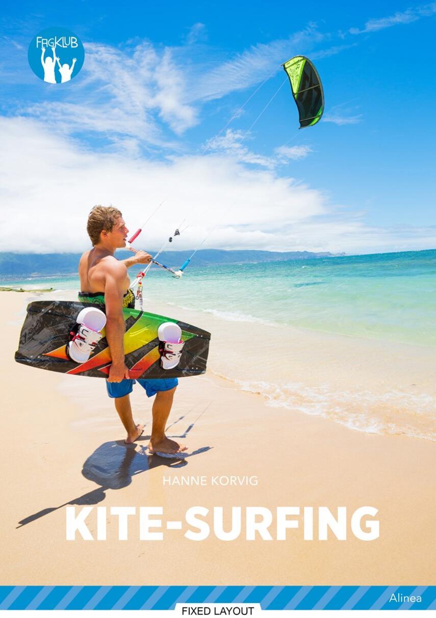 Hanne Korvig: Kitesurfing
