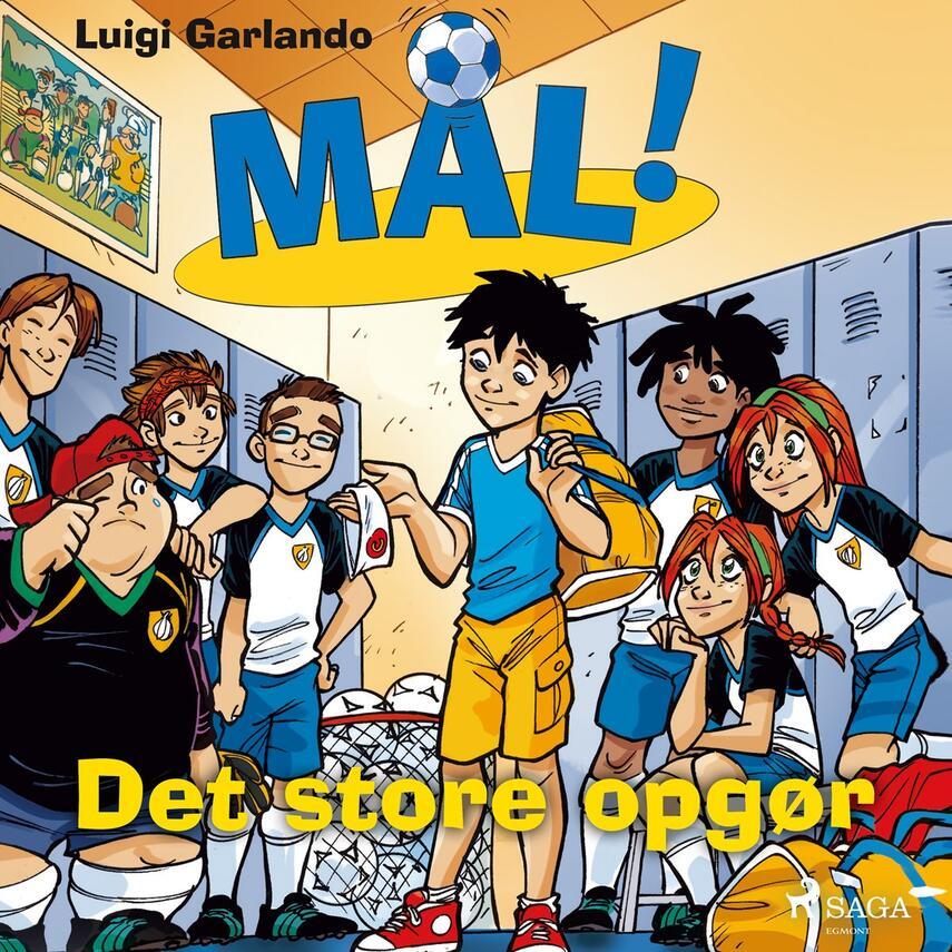 Luigi Garlando: Det store opgør
