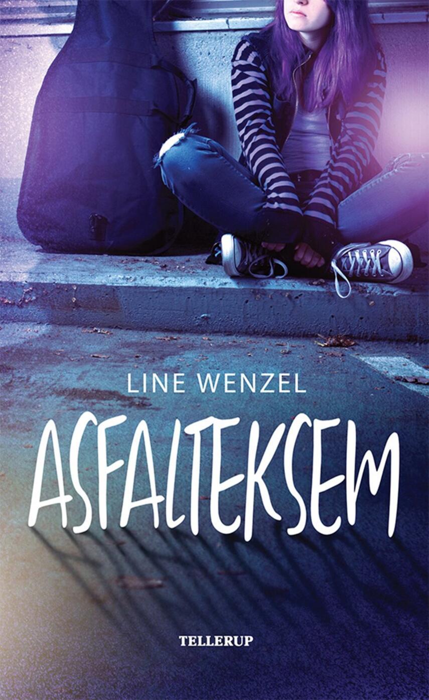 Line Wenzel (f. 1990): Asfalteksem