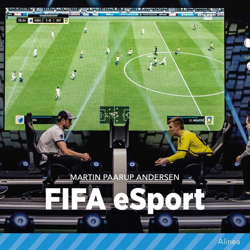 Martin Paarup Andersen: FIFA eSport