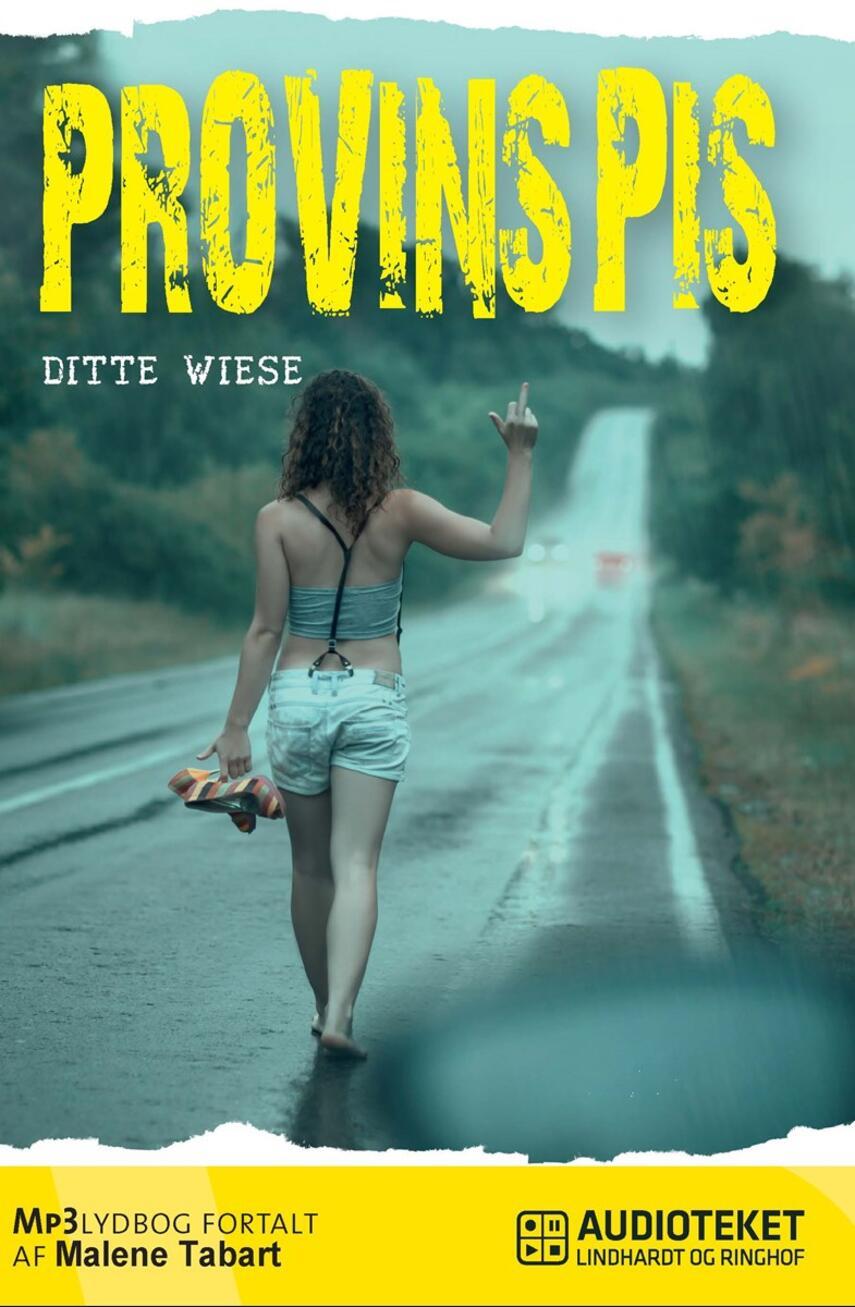 Ditte Wiese (f. 1978): Provinspis
