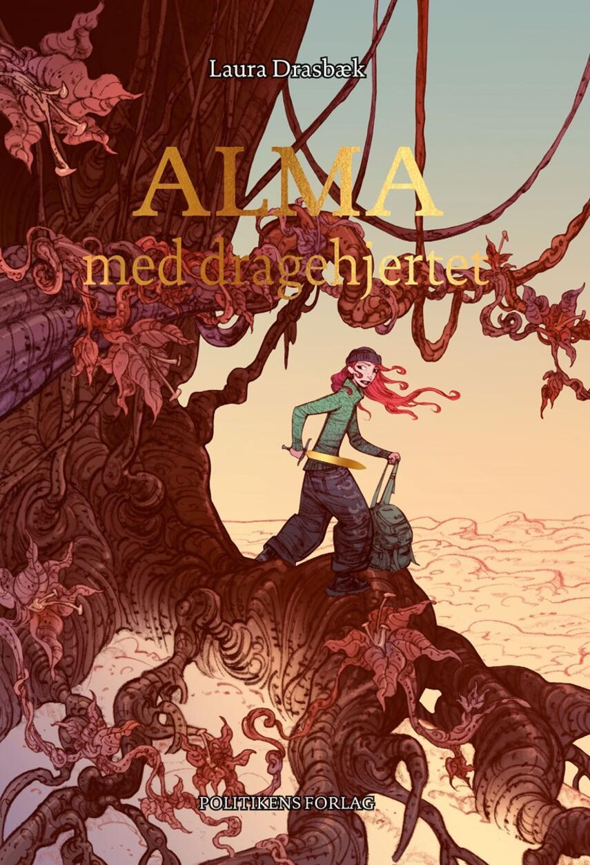 Laura Drasbæk: Alma med dragehjertet