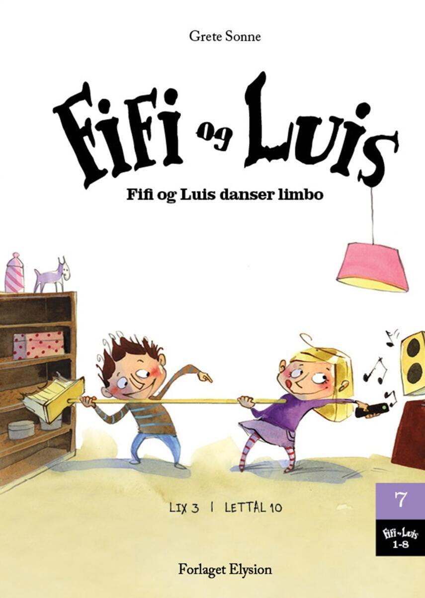 Grete Sonne (f. 1948): Fifi og Luis danser limbo