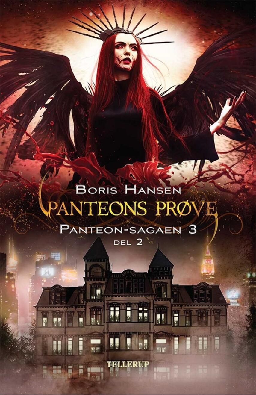 Boris Hansen: Panteons prøve. Del 2