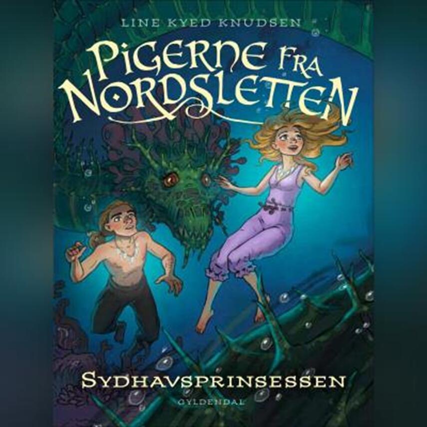 Line Kyed Knudsen: Sydhavsprinsessen