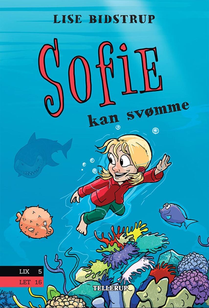Lise Bidstrup: Sofie kan svømme