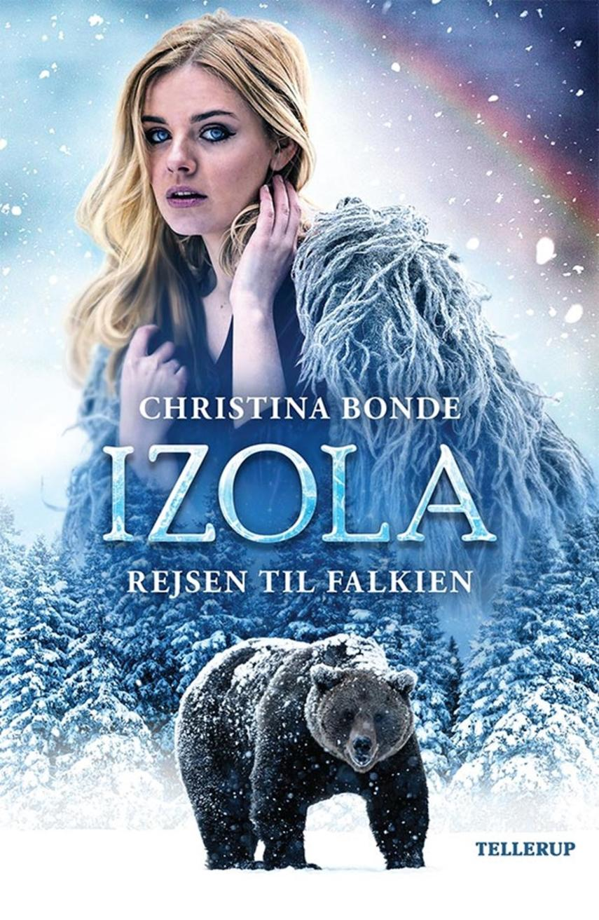 Christina Bonde (f. 1978): Izola - rejsen til Falkien