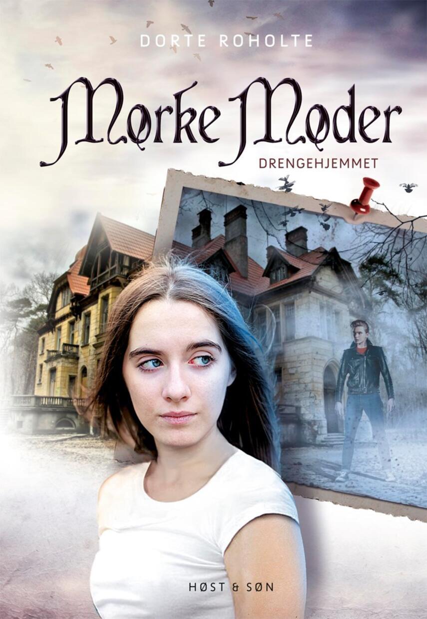 Dorte Roholte: Mørke møder