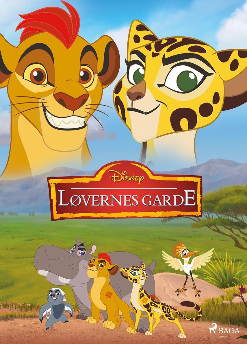 : Løvernes garde