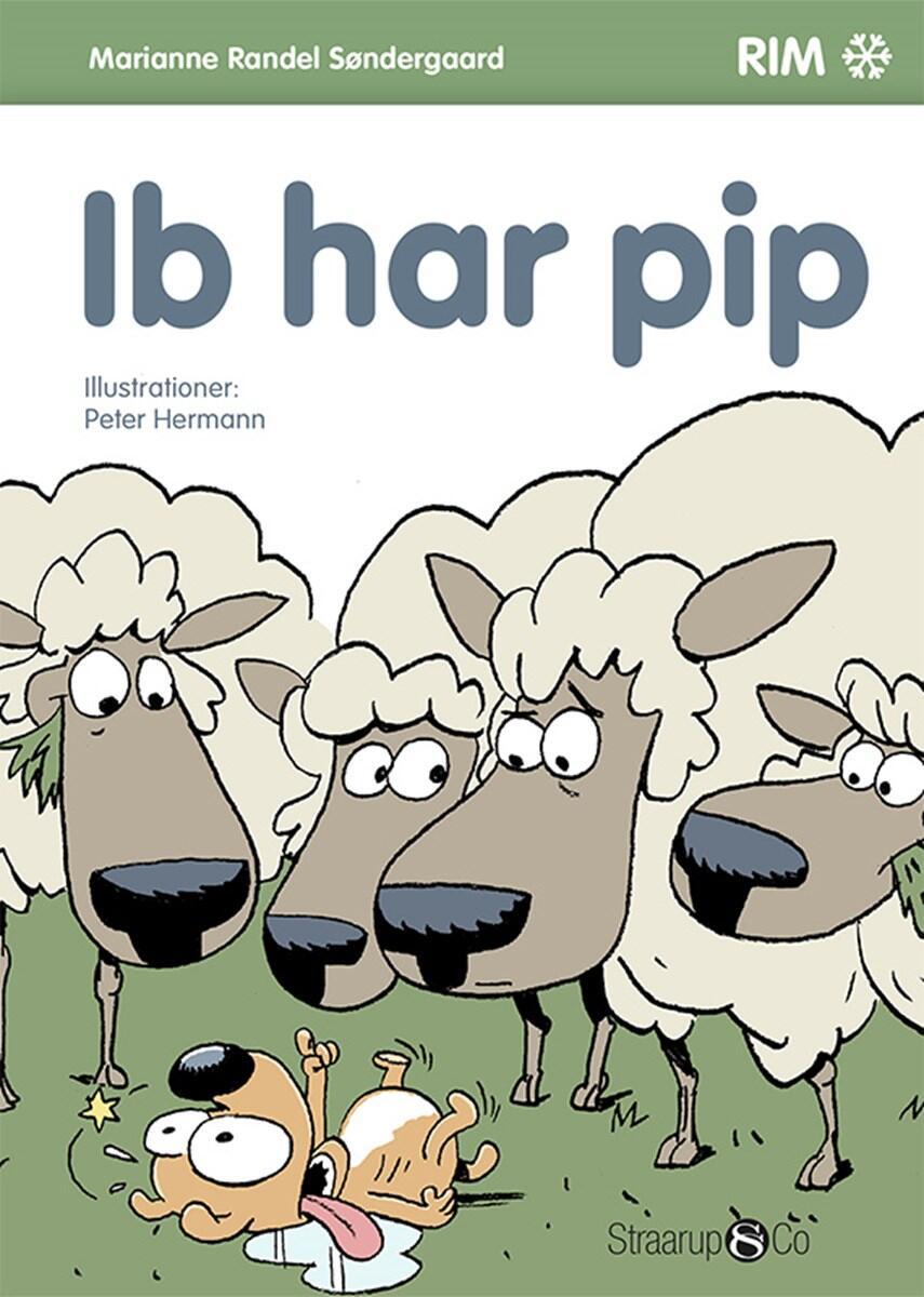 Marianne Randel Søndergaard: Ib har pip