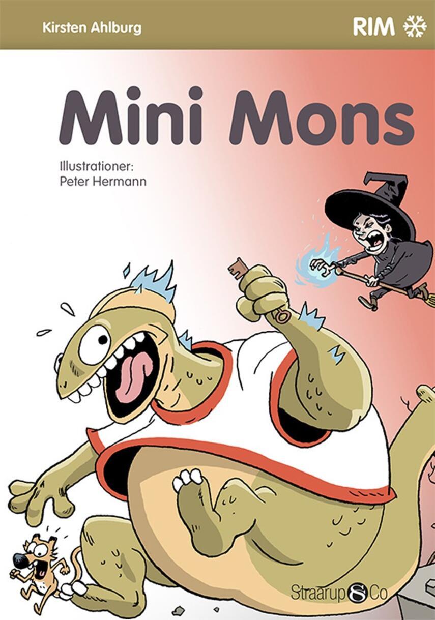 Kirsten Ahlburg: Mini Mons