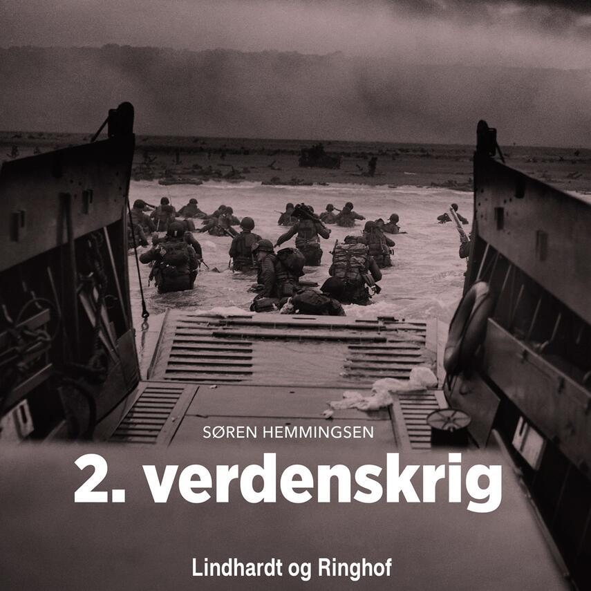 Søren Hemmingsen: 2. verdenskrig