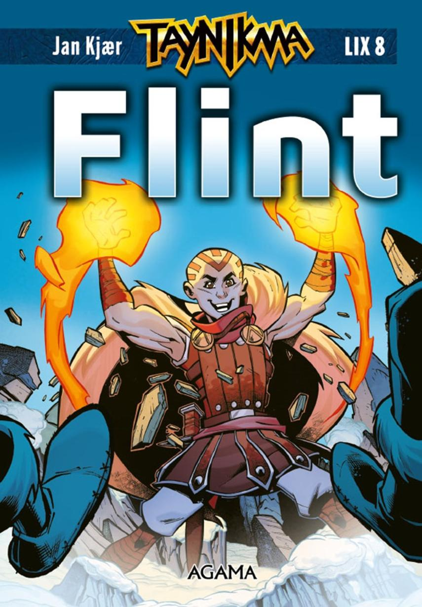 Jan Kjær (f. 1971): Flint