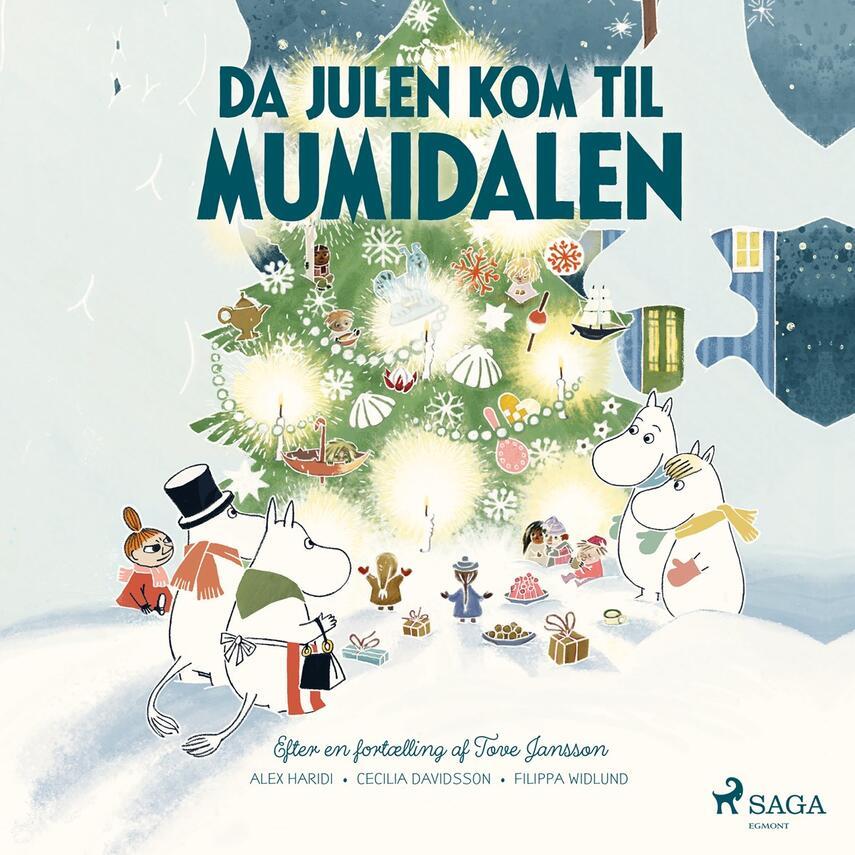 Alex Haridi: Da julen kom til Mumidalen