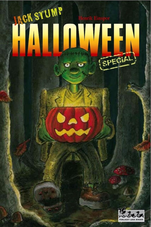 Henrik Einspor: Jack Stump halloween special