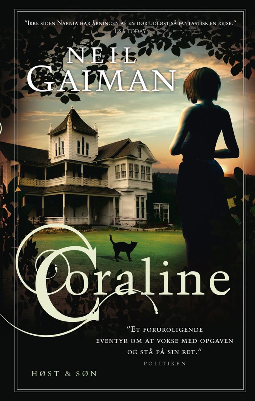 Neil Gaiman: Coraline