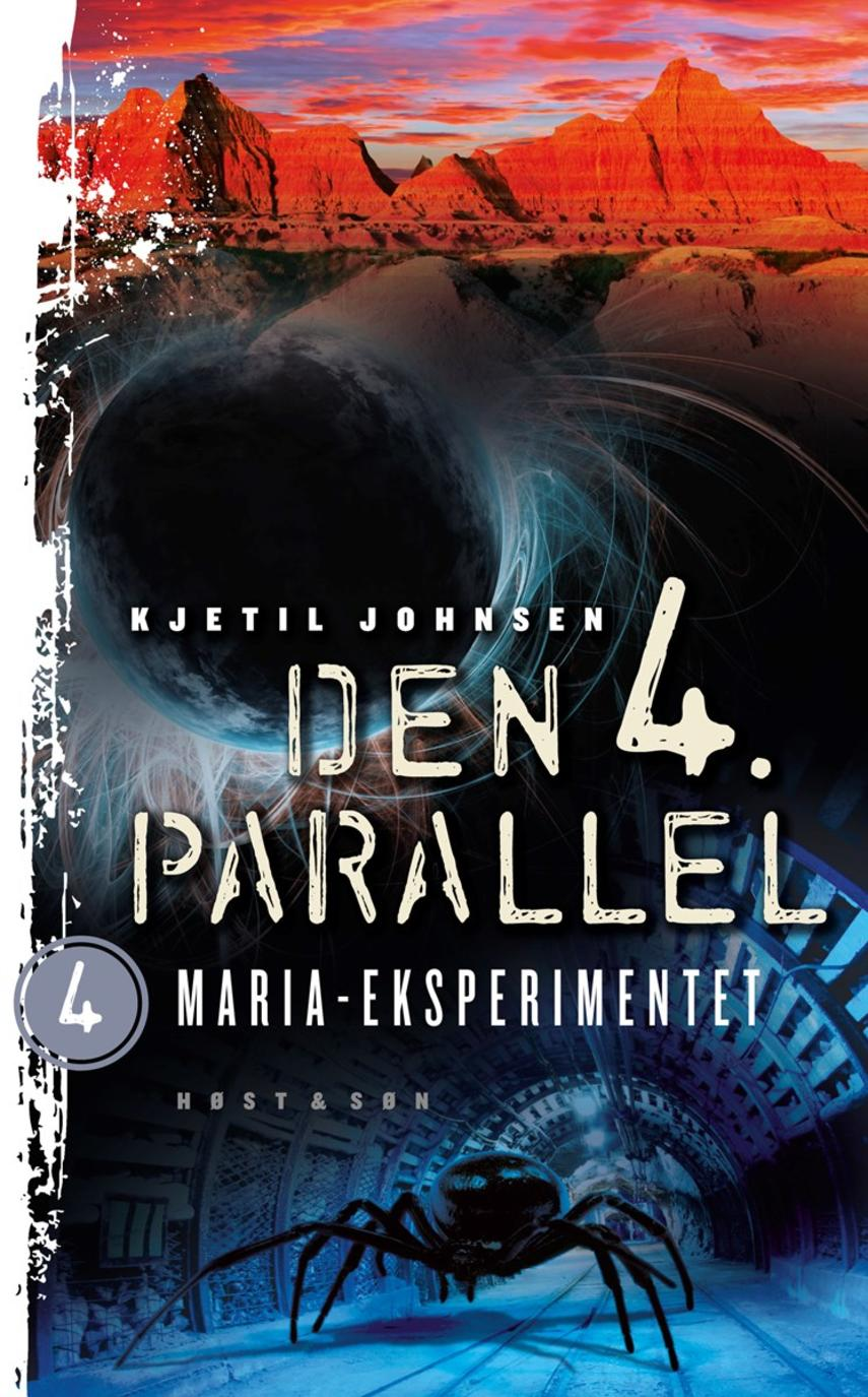 Kjetil Johnsen: Maria-eksperimentet