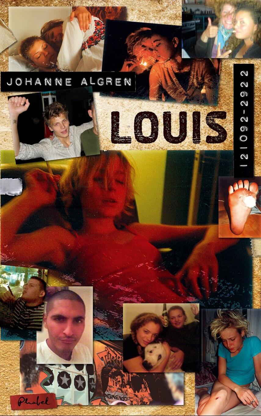 Johanne Algren: Louis 121092-2922