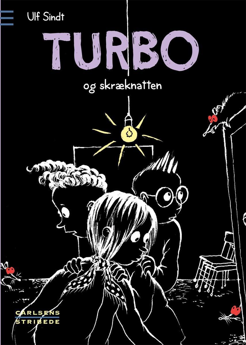 Ulf Sindt: Turbo og skræknatten