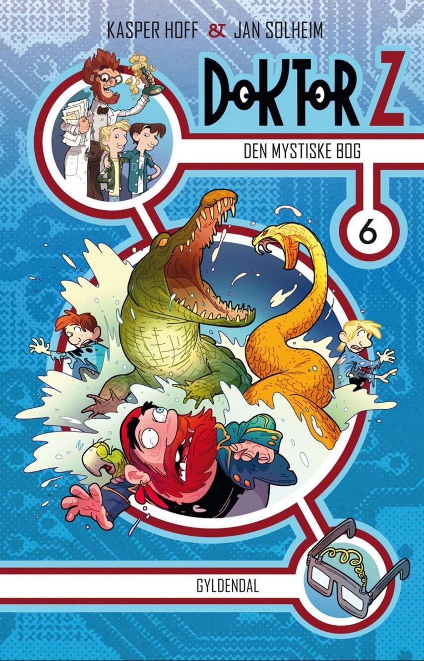 Kasper Hoff: Den mystiske bog