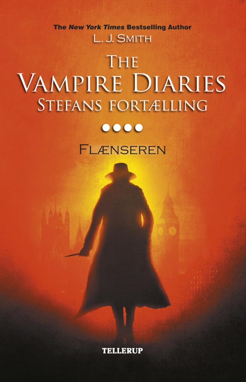 L. J. Smith: The vampire diaries - Stefans fortælling. 4, Flænseren