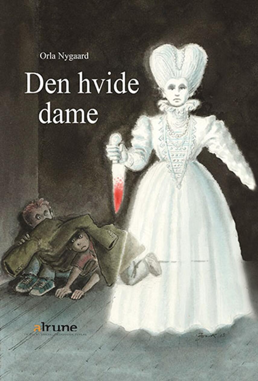 Orla Nygaard: Den hvide dame