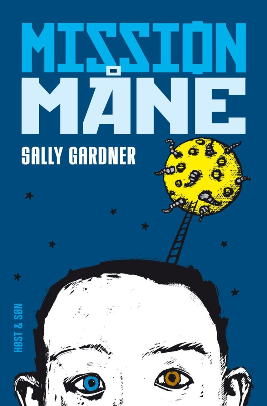 Sally Gardner: Mission Måne